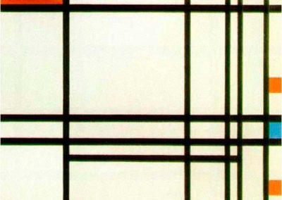 Piet Mondrian 068