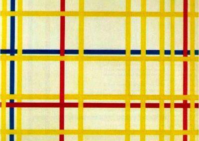 Piet Mondrian 069