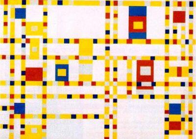 Piet Mondrian 070