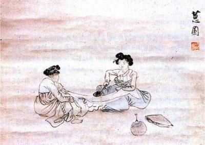 Shin Yun Bok (Hyewon) 033