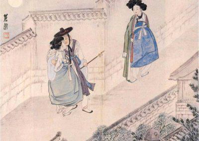 Shin Yun Bok (Hyewon) 043