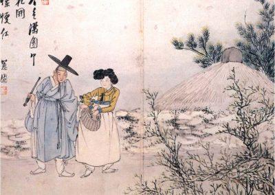 Shin Yun Bok (Hyewon) 044