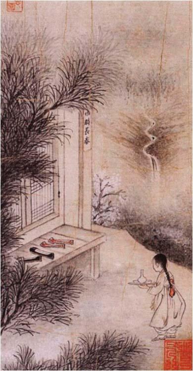 Shin Yun Bok (Hyewon) 060