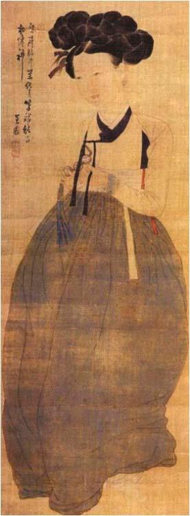 Shin Yun Bok (Hyewon) 067