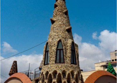 Antoni Gaudí 209