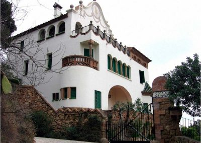 Antoni Gaudí 223