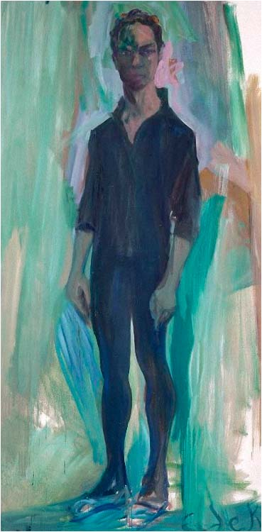 Elaine Fried de Kooning 008