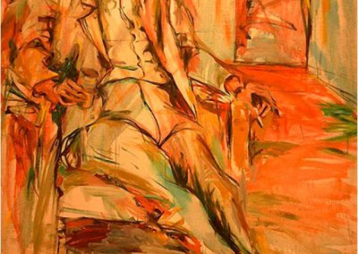Elaine Fried de Kooning 012