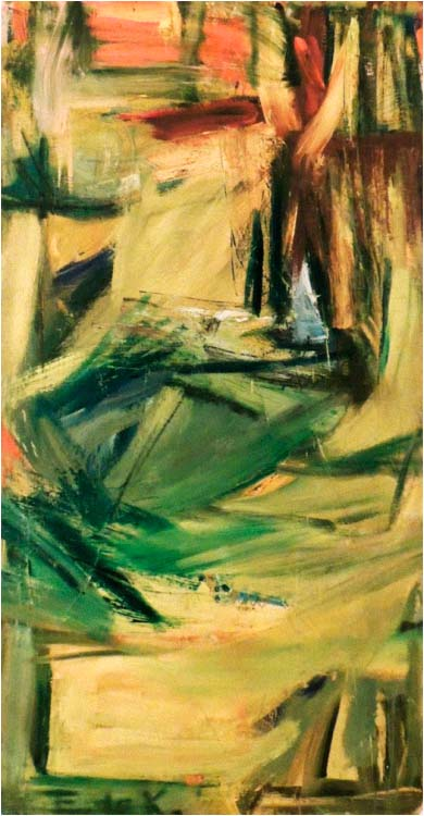 Elaine Fried de Kooning 030