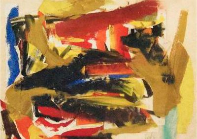 Elaine Fried de Kooning 031
