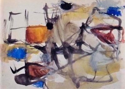 Elaine Fried de Kooning 032