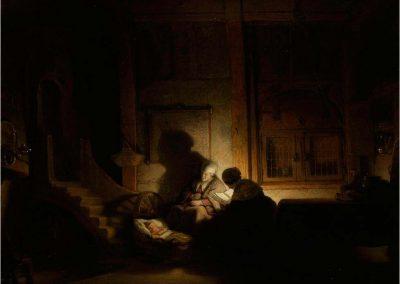 Rembrandt-Harmenszoon van Rijn 012