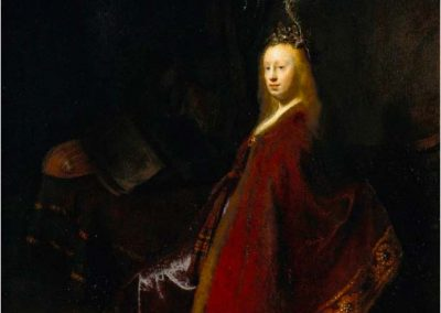 Rembrandt-Harmenszoon van Rijn 099