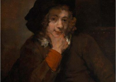 Rembrandt-Harmenszoon van Rijn 100