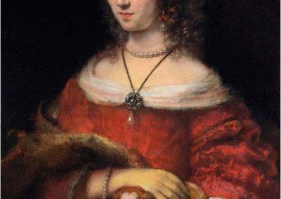 Rembrandt-Harmenszoon van Rijn 106