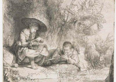 Rembrandt-Harmenszoon van Rijn 182